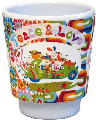 Ebulobo Чашечка Ebulobo Весёлая Ферма посуда ebulobo тарелочка зоопарк