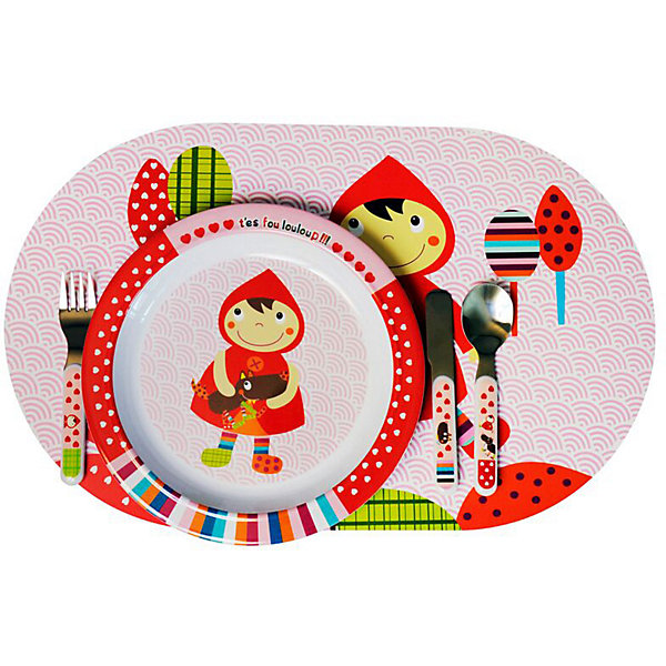 Ebulobo Подложка под посуду Красная шапочка