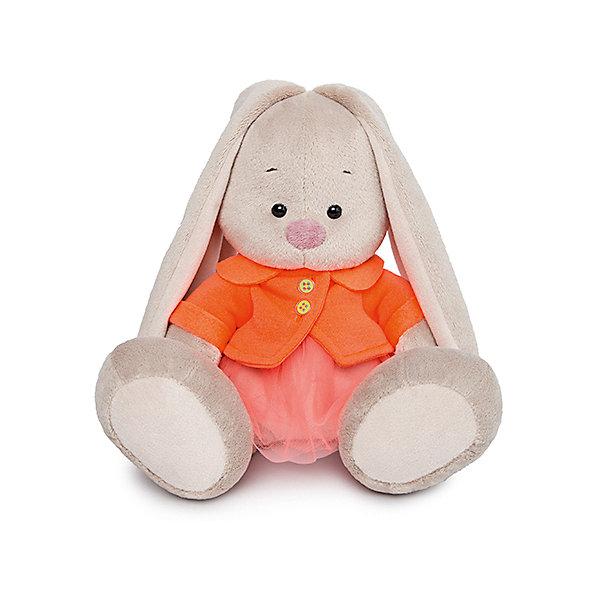 Budi Basa Мягкая игрушка Budi Basa Зайка Ми в оранжевой куртке и юбке, 18 см budi basa мягкая игрушка budi basa зайка ми ментоловая вода 18 см