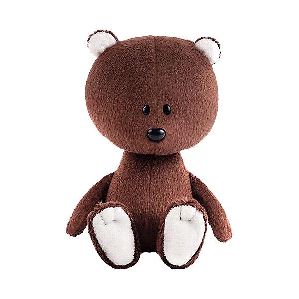 Budi Basa Мягкая игрушка лЕсята Медведь Федот, 15 см