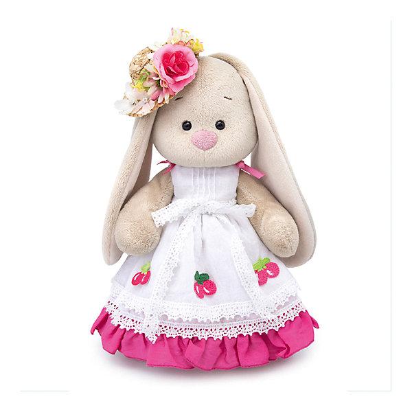 Budi Basa Мягкая игрушка Budi Basa Зайка Ми Вишенка, 32 см зайка ми мягкая игрушка зайка ми балерина 18 см 1157444