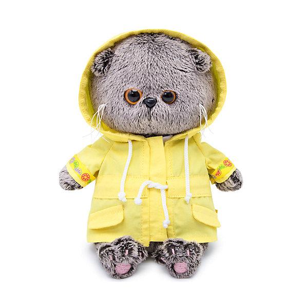 Budi Basa Мягкая игрушка Кот Басик Baby в курточке, 20 см