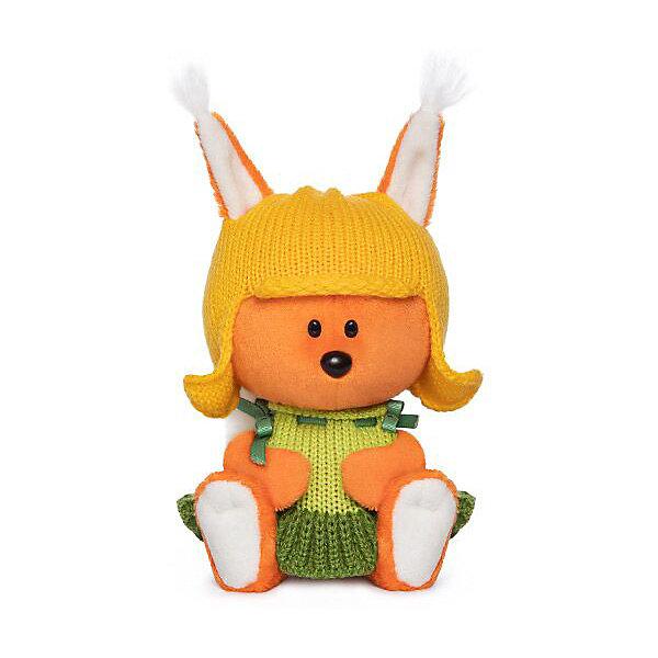 Budi Basa Мягкая игрушка Budi Basa лЕсята Белка Бика в шапочке и платье, 15 см цена 2017