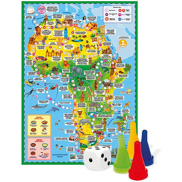 цена на ГеоДом Настольная игра Геодом Вокруг света Африка