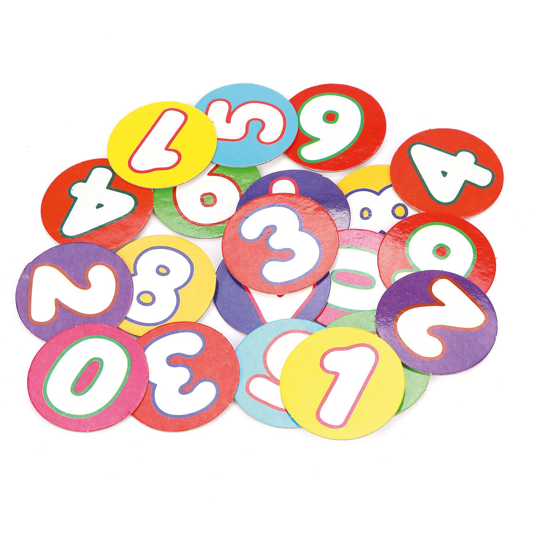 картинка с разноцветными цифрами бульвар, который