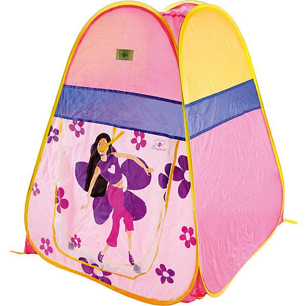 Наша Игрушка Палатка Наша Игрушка Танец цветов, 82х82х92 см игрушка
