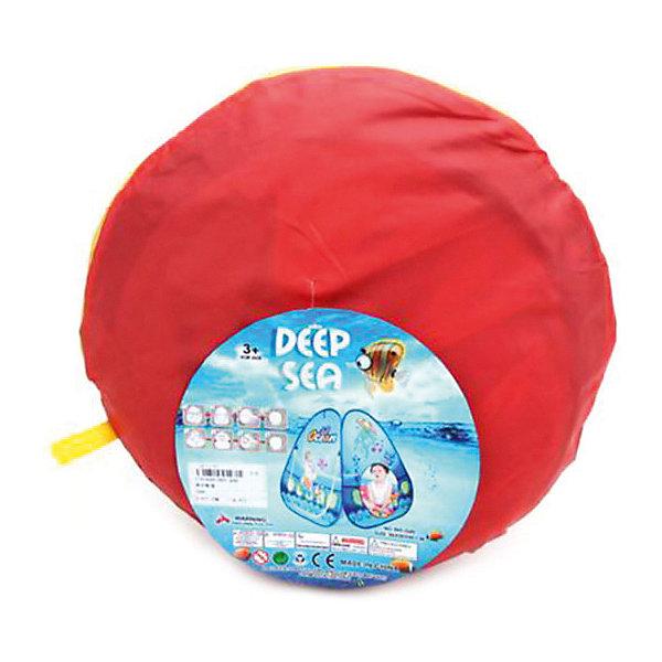 Наша Игрушка Палатка Океан, 90*90*90 см