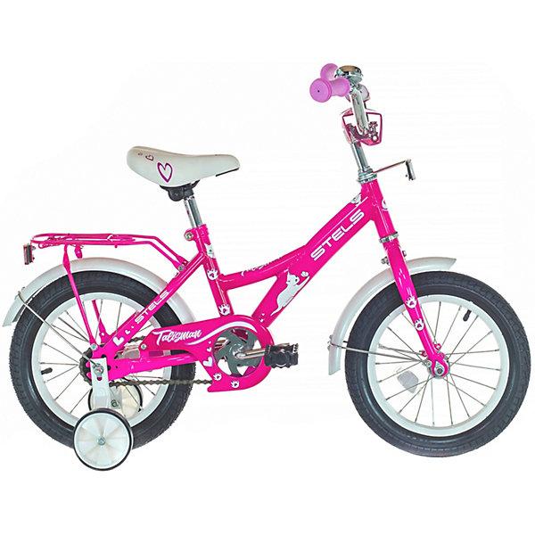 цена на Stels Двухколесный велосипед Stels Talisman Lady 16 дюймов,