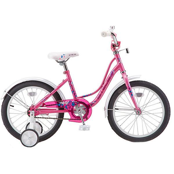 Stels Двухколесный велосипед Stels Wind 18 дюймов, цена и фото