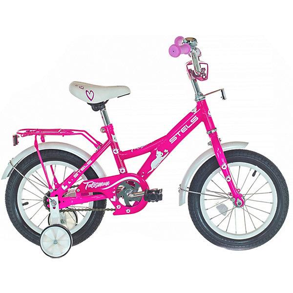 цена на Stels Двухколесный велосипед Stels Talisman Lady 18