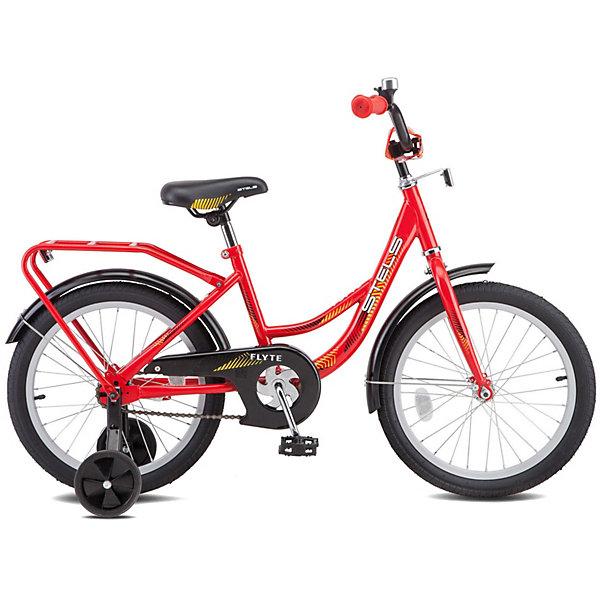 Stels Двухколесный велосипед Flyte 18 дюймов,