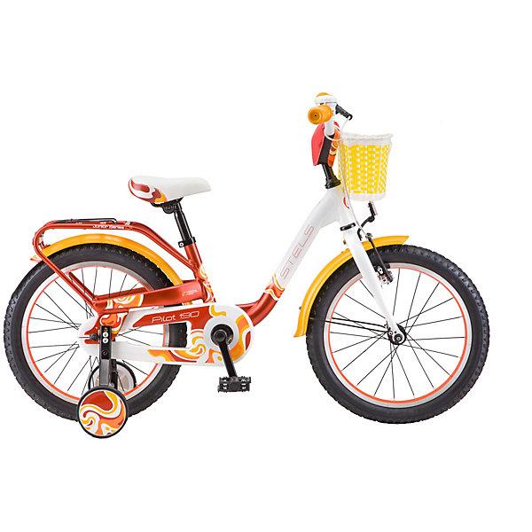 Двухколесный велосипед Stels Pilot 190 18