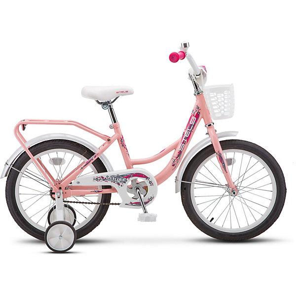 цена на Stels Двухколесный велосипед Stels Flyte Lady 18 дюймов,