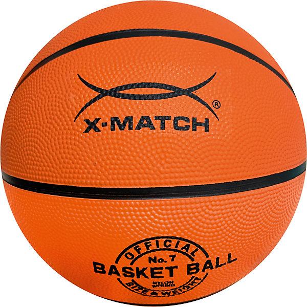 цена на X-Match Мяч баскетбольный X-Match, 24 см