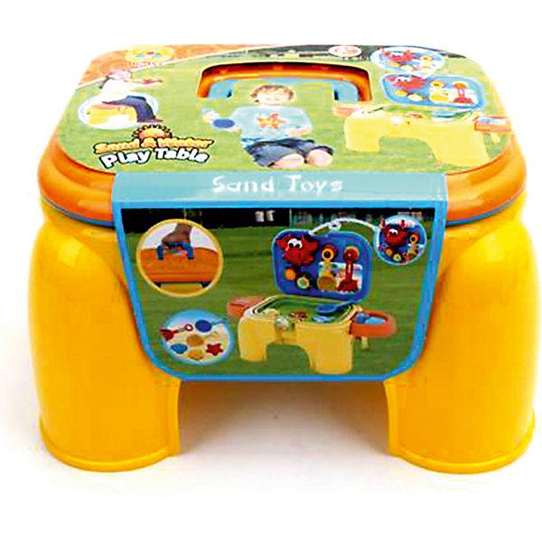 Наша Игрушка Песочница Наша игрушка с аксессуарами