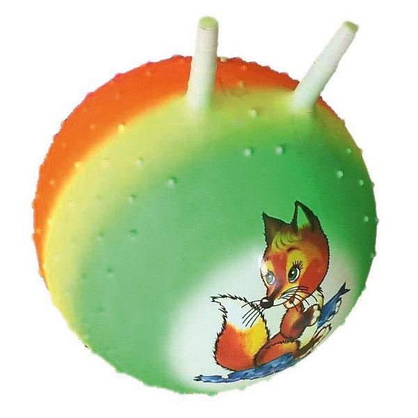 """Мяч-прыгун Наша игрушка """"Радужный"""", Разноцветный"""
