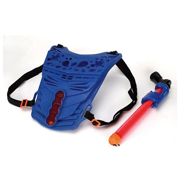 Наша Игрушка Водяной бластер с рюкзаком игрушка