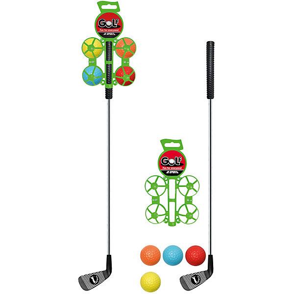 Наша Игрушка Набор для гольфа игрушка Профи