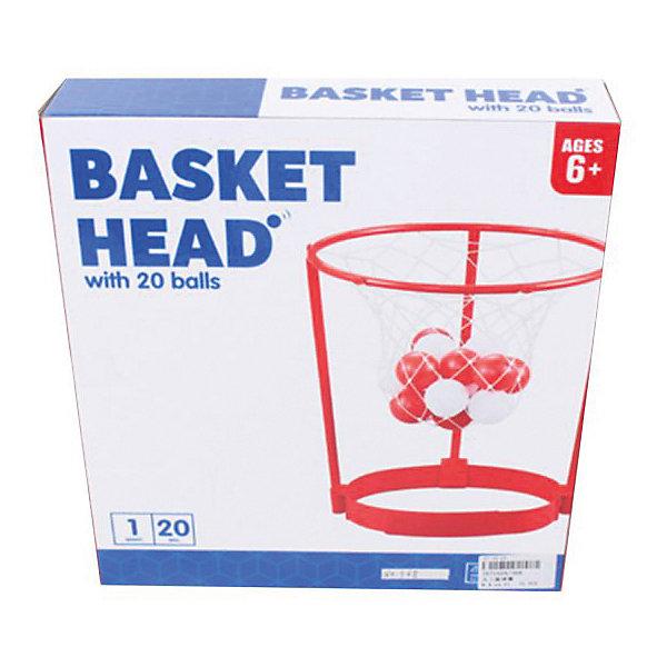 Наша Игрушка Набор для игры в баскетбол игрушка