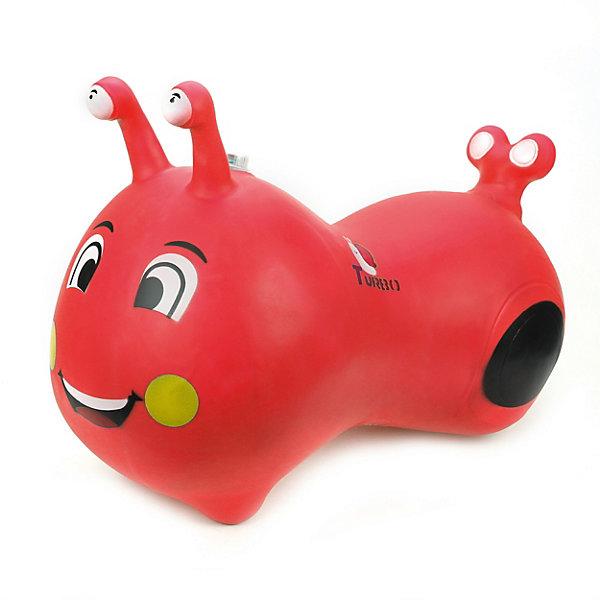 Наша Игрушка Гусеничка-попрыгунчик игрушка, красная