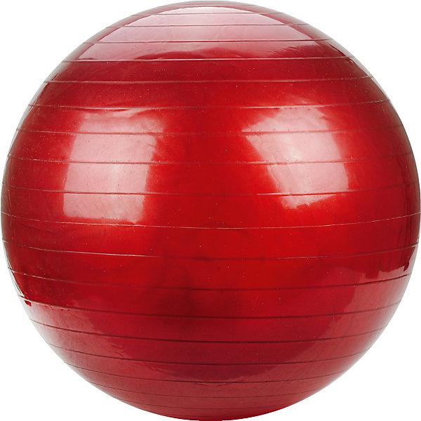 Наша Игрушка Мяч Наша игрушка Фитнес, 55 см, мяч для художественной гимнастики indigo силиконовый цвет фуксия диаметр 15 см