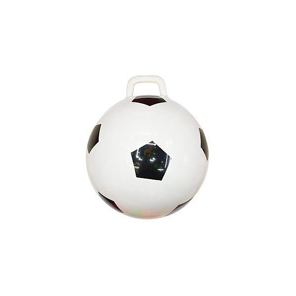 """Мяч-прыгун Наша игрушка """"Футбол"""", Белый"""