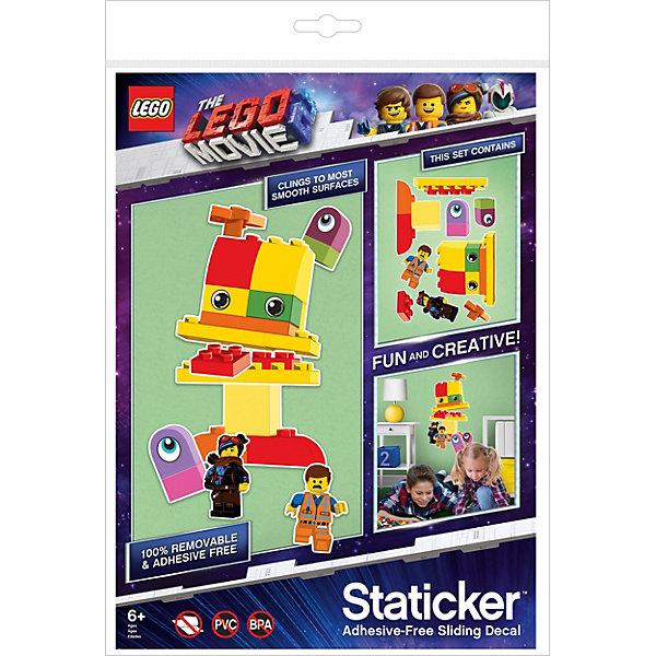Купить Набор наклеек LEGO «Статикер» Movie 2 Дупло Утка, Китай, разноцветный, Унисекс