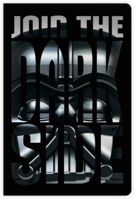 Звездные войны Книга для записей LEGO Star Wars Дарт Вейдер, 96 листов printio звездные войны star wars