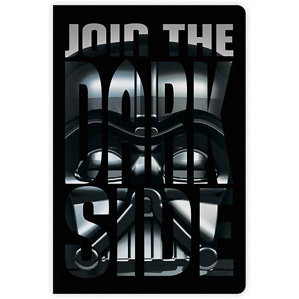LEGO Книга для записей LEGO Star Wars Дарт Вейдер, 96 листов набор открыток дарт вейдер и сын