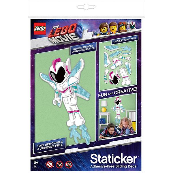 Купить Набор наклеек LEGO «Статикер» Movie 2 Мими Катавасия, Китай, разноцветный, Унисекс