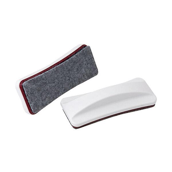 Губка-стиратель для досок Berlingo UltraДоски<br>Характеристики:<br><br>• тип товара: губка-стиратель<br>• материал: пластик, фетр<br>• форма: прямоугольная<br>• размер губки: 6,1х14,9 см<br>• особенности: сменные салфетки, держатель для маркера<br>• страна бренда: Россия<br> <br>Губка-стиратель имеет износостойкую поверхность. Изделие предназначено для очистки магнитных досок от записей. Губка создана на магните для закрепления ее на доске. Есть пластиковый корпус.
