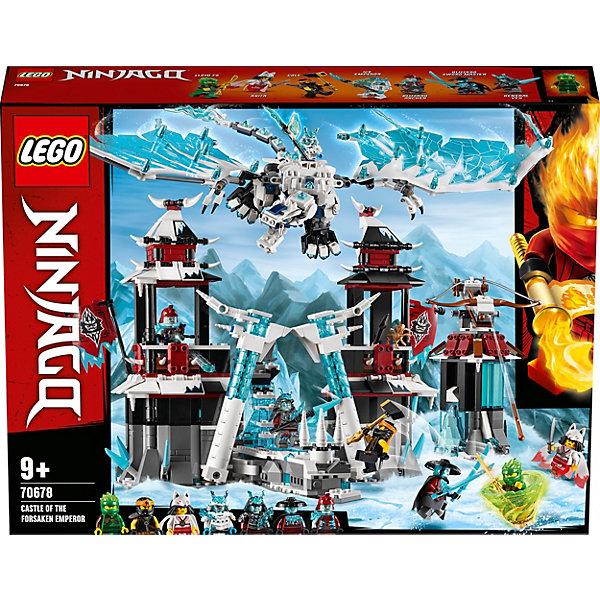 LEGO Конструктор Ninjago 70678: Замок проклятого императора