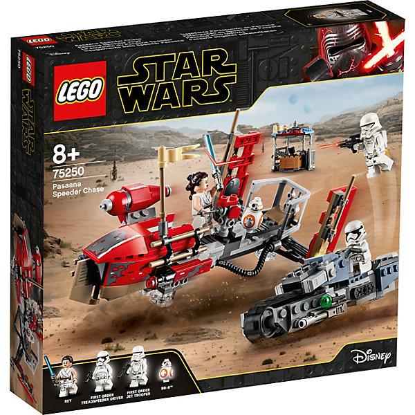 LEGO Конструктор Star Wars 75250: Погоня на спидерах
