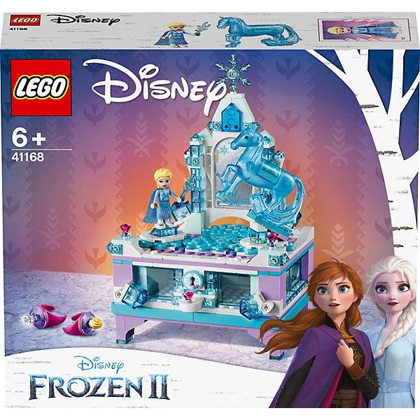 LEGO Конструктор LEGO Disney Princess 41168: Шкатулка Эльзы