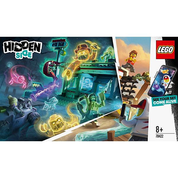 LEGO Конструктор Hidden Side Нападение на закусочную, 578 деталей, арт 70422