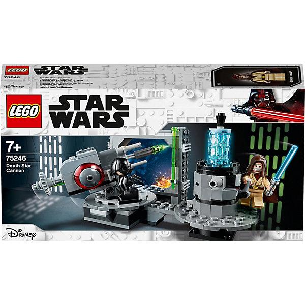 LEGO Конструктор Star Wars 75246: Пушка Звезды смерти