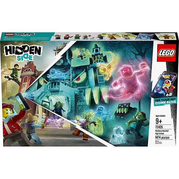 LEGO Конструктор Hidden Side Школа с привидениями Ньюбери, 1474 детали, арт 70425