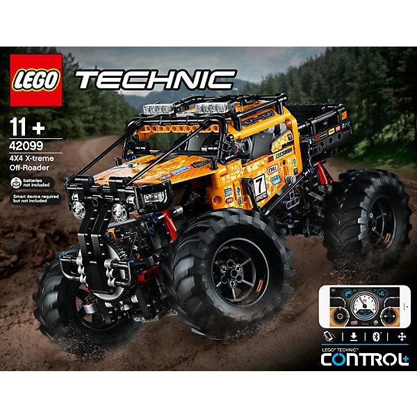 LEGO Конструктор Technic Экстремальный внедорожник, 958 деталей, арт 42099