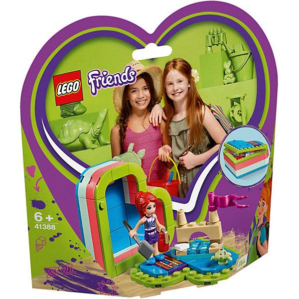 LEGO Конструктор Friends 41388: Летняя шкатулка-сердечко для Мии