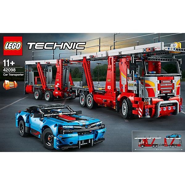 LEGO Конструктор Technic Автовоз, 2493 детали, арт 42098