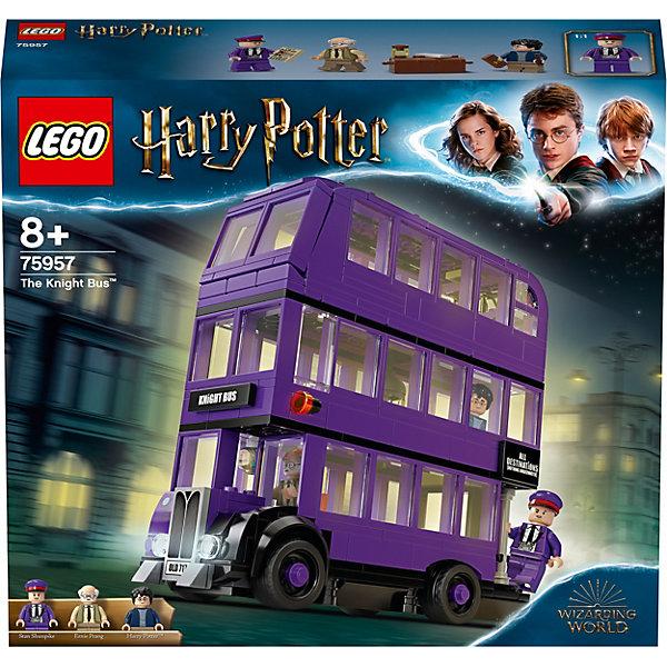 LEGO Конструктор Harry Potter 75957: Автобус Ночной рыцарь