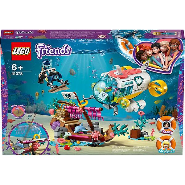 LEGO Конструктор Friends Спасение дельфинов, арт 41378_1