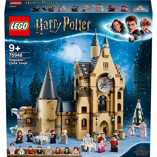 LEGO Конструктор Harry Potter 75948: Часовая башня Хогвартса