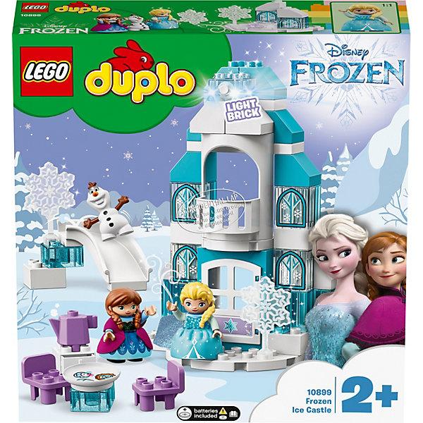 LEGO Конструктор LEGO Duplo Princess Ледяной замок 10899