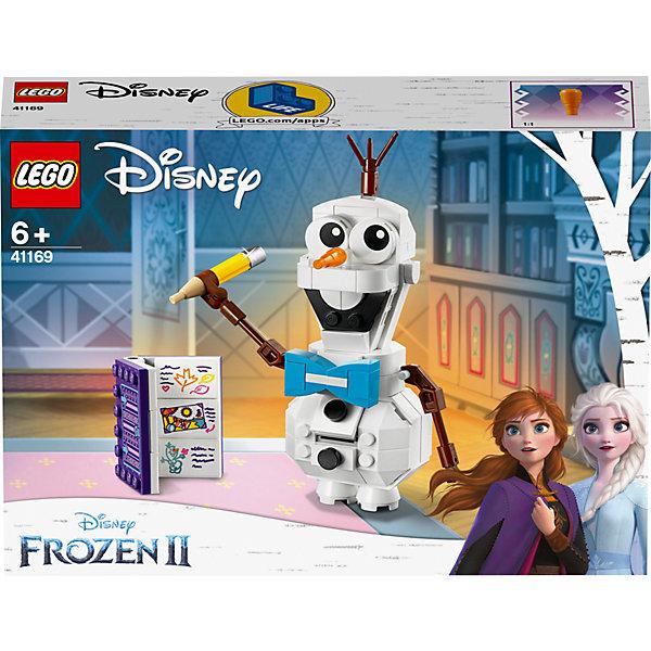 LEGO Конструктор Disney Princess 41169: Олаф