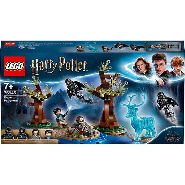 LEGO Конструктор Harry Potter 75945: Экспекто Патронум!