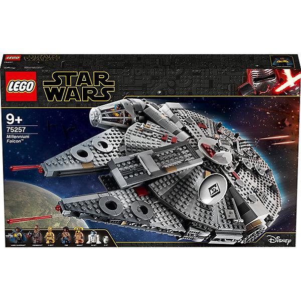 LEGO Конструктор Star Wars 75257: Сокол Тысячелетия