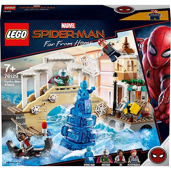 LEGO Конструктор Super Heroes 76129: Нападение Гидромена