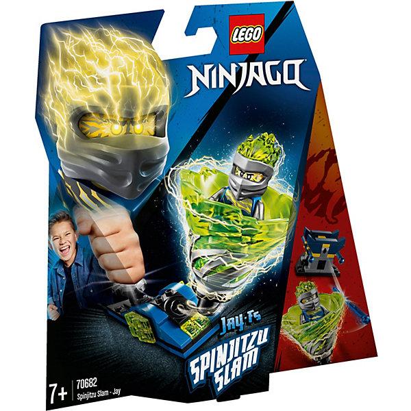 LEGO Конструктор Ninjago 70682: Бой мастеров кружитцу — Джей