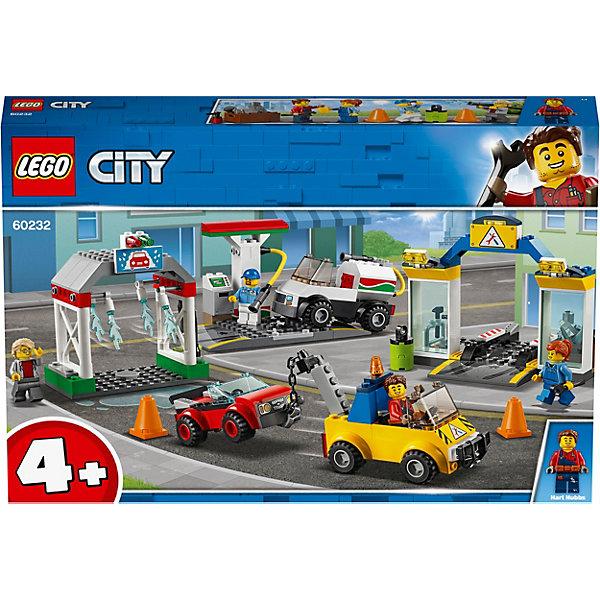 LEGO Конструктор City Town 60232: Автостоянка